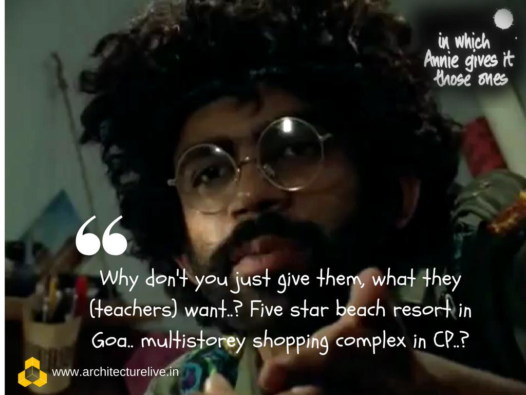 Teachers - Annie