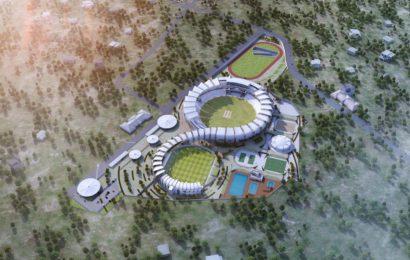 International Sports Complex, Saily – Design Plus, Arun K.Bij and Abhishek Bij