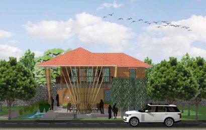 Aditi Greenscapes Apartments, Bangalore by Manasaram Architects
