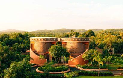 'New Nomad' Resort in Gir Wildlife Sanctuary, by d6thD Design Studio