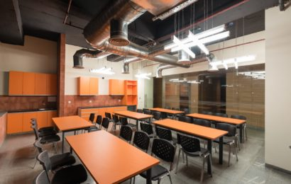 Infres Methodex Office, NCR by Amit Khanna Design Associates