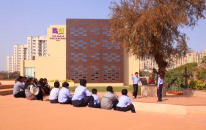 Paras World School – Design Plus, Arun K. Bij, Abhishek Bij