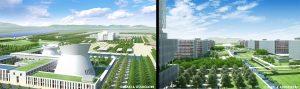 Amravati Capital Complex - Maki and Associates