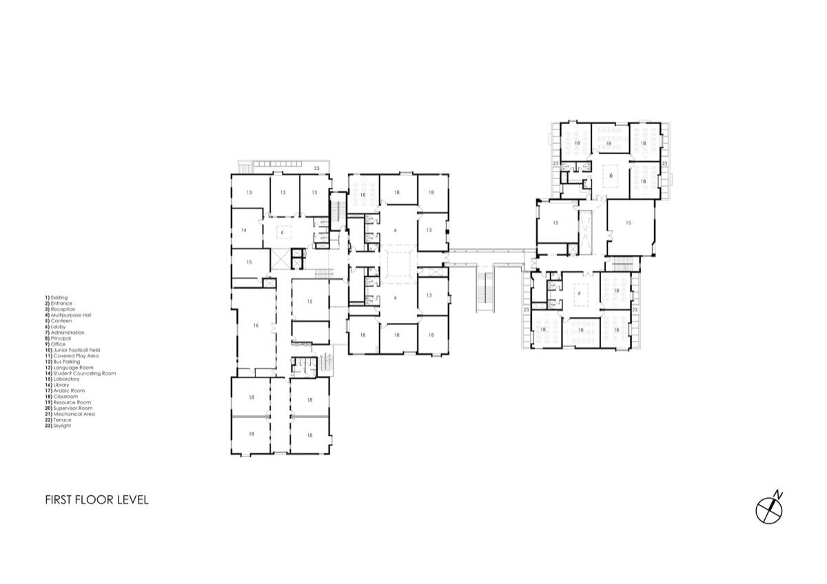Victory Heights Primary School Dubai By R D Studio