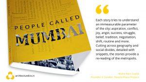 Header Book Review People Place Mumbai & Ahmedabad