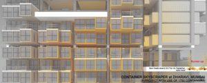 Container Skyscrapper