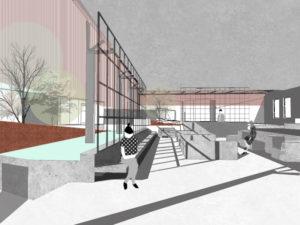 Metropolis Janapriya - A Green Community Space by Design Experiment