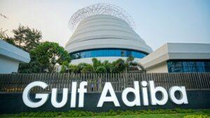 Gulf Adiba : forward looking design establishing creativity, innovation and well being, at Gurugram, Haryana, India, by Design Forum International