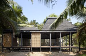 Mumbai Artist Retreat, at Alibag, by Architecture BRIO